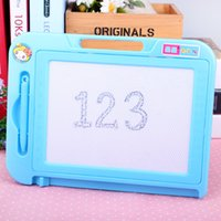 Wholesale sets Mini Child Kid Magnetic Drawing Board Sketch Pad Stencils For Painting Kids Drawing Set Drawing Educational Toys