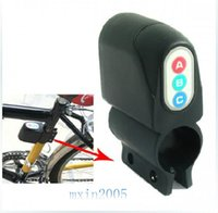 Wholesale Vibration Activated dB Bicycle Anti Theft Security Alarm with Password Keypad