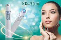 Wholesale 2015 New Electronic Blue Light Acne Treatment Acne Removal Pen For Beauty Health Care Phototherapy And thermal therapy Tool