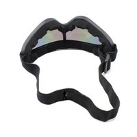 Wholesale FS Hot in Tactical Military Metal Mesh Mask Protection Goggles Shooting Airsoft order lt no track