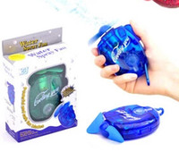 best electric cooler - Best price Mini Portable Deluxe Electric Water Spray Mist Sport Beach Travel Cooling Fan Cool DHL