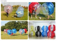 Wholesale Amazing mm PVC m Air inflatable Bumper Ball Inflatable Sport Balls Body Grass body zorb ball soccer zorb ball bubble football