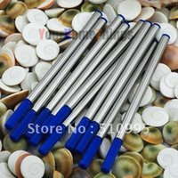 Wholesale high quality roller ball pen refills blue ink