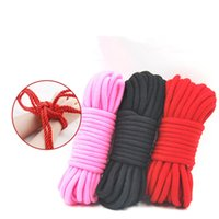 adults page - Hot Sale Page Cord Sex Product m Cotton Rope Adult Sex Game Sets Flirting Sex Toy For Adult Couple Binding Yarn slave game
