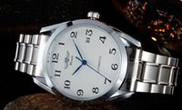 auto create - 2015 The Create new men s Casual Luxury Fashion strip calendar watch gift giving