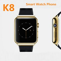 supporting - Smart Watch K8 Android system with M pixels Webcam Wifi FM for Huawei ZTE Xiaomi Android Smart phones Support SIM Card