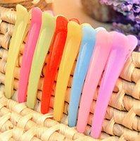 Wholesale Hot Fashion Women Hairpin Hair Barrette Clip Hair Accessories multi colors Free Ship T100136