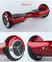 Wholesale 2015 Hot selling Electric Skate Scooter Self Balancing Scooter Wheel Electric Standing Scooter via DHL