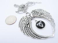 angels gear - 10pcs Mortal Instruments Shadowhunter Gear Silver Angel by KawaiistarzShadowhunter Cosplay Gears Jewelry