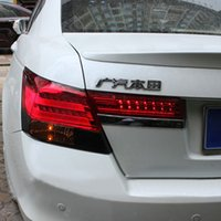 accord led tail lights - The generation case for Accord case for Honda LED taillight assembly eight generation LED brake light LED driving lights