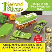 dishwasher - Nicer Dicer Vegetabe Slicer All In One Food Prep Station Dishwasher Safe Fast Cleanup Dices With Logo Packing