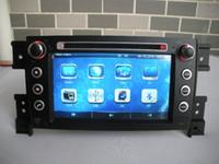 Wholesale Car DVD Radio Audio Multimedia Player GPS For Suzuki Grand Vitara Up Retail Pc