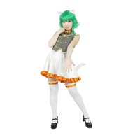 aa cosplay - Milica Books Japanese Anime VOCALOID Family GUMI Aa Subarashiki Nyansei Cosplay Costume The Deluxe Original Version