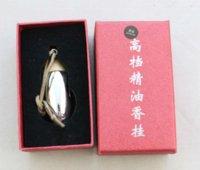 Wholesale Purple Essential Oil Bullet Pendant Ornament pendant parts ornamental bamboo