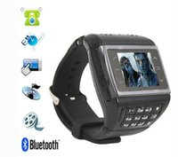 Wholesale Brand New Avatar ET The First Dynamic Design Of Watch Cell Phone Bluetooth Quadband Numberic Keyboard Q8