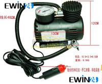car mini compressor air pump - 12V Portable Mini Air Compressor Motor Electric Multifunctional Tire Infaltor Pump For Car Motorcycle Ball