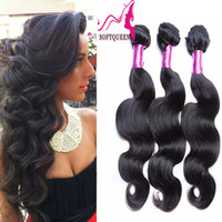 best hair products for weave - Malaysian Hair Products Best Body Wave Human Hair Extentions No Tangle Peruvian Indian Mongolian Brazilian Hair Weave Bundles For Full Head