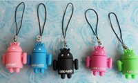 android robot accessories - Android Robot Doll Phone Chain Mobile Phone Chain Mobile Phone Accessory