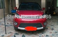 Wholesale car refit front grille molding Lid middle net Fit for Great wall hover m4 chrome