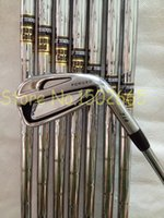 golf irons - New AP2 golf irons set P with steel shaft free headcover golf clubs AP2forged irons