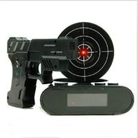 antique target - Newest load alarm colck target alarm clock creative clock Christmas gift