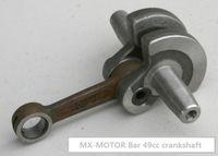 Wholesale 2 stroke cc engine crankshaft for MT A1 MT A2 cc Mini dirt bike Mini Quad mm wrist pin