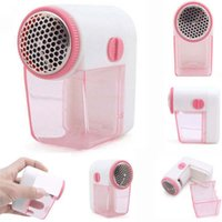 Wholesale Hot Mini Fabric Fuzz Lint Remover Shaver Removal Trimmer Sweater Clothes Blanket