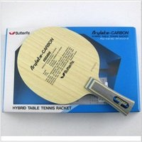 Wholesale Butterfly Viscaria table tennis blade table tennis rackets table tennis bats ping pong racket long handle shakehand