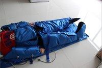 Wholesale 110V V Air Wave Pressure FAR INGRARED PRESSOTHERAPY Body Wrap SLIMMING machine Detox lymph drainage Beauty Massage Equipment