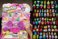 Wholesale Shopkins Season pack Shopkins Shopping Bags Shopping Basket Fruits and vegetables Kitchen Special Edition FLUFFY gifts