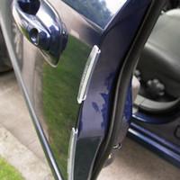 Wholesale New Arrival Car Door Bumper Strip Anti collision Strip Transparant PVC Bumper Protector Per CAR TP