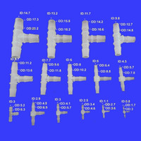 Wholesale Polypropylene straight pipe fittings quot pipe joints Tube ID mm