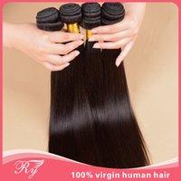 Brazilian Hair 30 inch hair extensions - RUIYU hair products grade A brazilian straight remy virgin hair bundle inch brazilian straight hair human hair extension