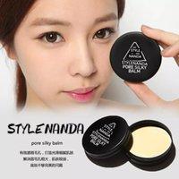 liquid minerals - Brand makeup concealer Korean pore silky balm face cream face powder liquid highlighter Powder nature minerals Long Lasting cosmetic