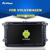 Wholesale Android Car DVD For Volkswagen VW Skoda POLO PASSAT CC JETTA TIGUAN TOURAN Bora Touareg GOLF Fabia Superb GPS Radio
