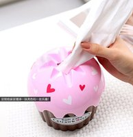 best soft toilet seat - Best Selling Roll Paper Tube Soft Ice Cream Tissue Box Cake Style box
