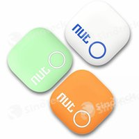 Wholesale 2016 Smart Tag Nut Activity Tracker Bluetooth Mini Finder for Lacating Kids Pet Key Wallet Alarm Locator for Android iOS Smartphone iPad