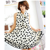 Wholesale Cute Maternity Clothing - maternity dress dot casual dresses novelty cute maternity clothing clothes for pregnant women chiffon dress summer