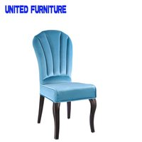 Wholesale America French countryside shell style dining chair fast shipping send from China