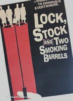 barrel plane - Two Smoking Barrels nostalgic retro kraft paper poster posters England classic Poster poster cm