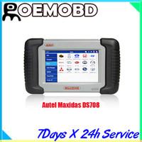 audi big - 2015 Autel Maxi das ds708 automotive diagnostic system maxi das DS708 WITH big touchscreen Wi Fi maxi ds