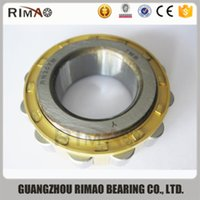 ball cage bearing - brass cage RN307 RN307M Cylindrical Roller Bearing