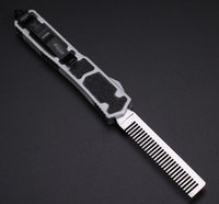 Wholesale Microtech OTF Automatic Comb Cheap CombsOTF Automatic Comb outdoor items