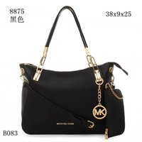 Wholesale New Arrivals Hot Sell bags Totes bags new women handbags PU leather bags shoulder bags black