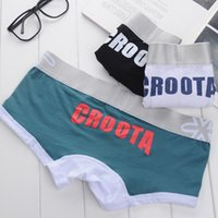 animal letter u - ropa interior hombre sexy men boxer shorts men s underwear sexy male panties letter print mens underwear boxers u convex
