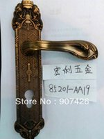 Wholesale EXW price Zinc alloy Door handle