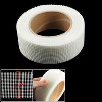 adhesive fiberglass mesh - Self Adhesive quot Width White Fiberglass Mesh Joint Tape