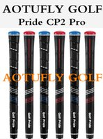 Cheap Golf Pride CP2 Pro grips New for driver irons good golf clubs grip standard size wholesale