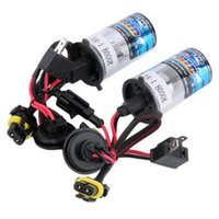 Wholesale Xenon HID bulbs headlight AC W Car Headlight H1 H4 H11 K K K New Dropping Shipping