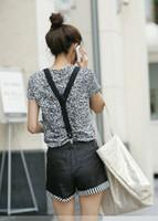 Wholesale Clip on Adjustable Straps Unisex Pants Fully Elastic Y back Trouser Condole Belt Suspender Braces